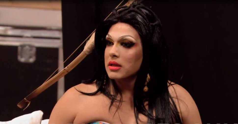 'RuPaul's Drag Race' Interview: Big Girls Don't Cry