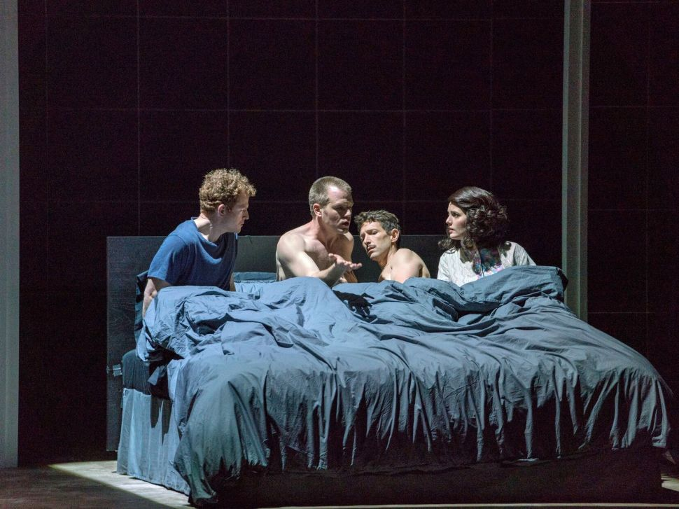 New York City Opera Clips the Wings of 'Angels in America'