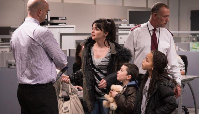 A still from Ken Roach's latest film, I, Daniel Blake.