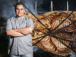 Dante Ferrero takes whole-animal cooking to another level.