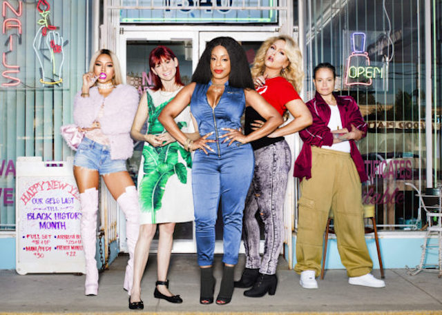'Claws' EP Talks Importance of Seeing Badass Women on TV