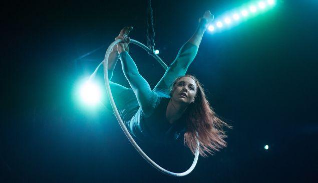 Cirkus Cirkör: Limits at BAM.