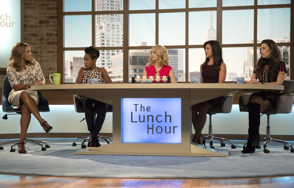 Ladies Who Lunch: 'Daytime Divas' Spoofs Power Struggles on Female-Fronted Talk Shows