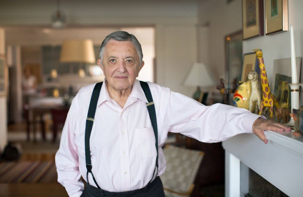 Gabe Pressman, Legendary NBC Reporter With Six-Decade Career, Dies at 93