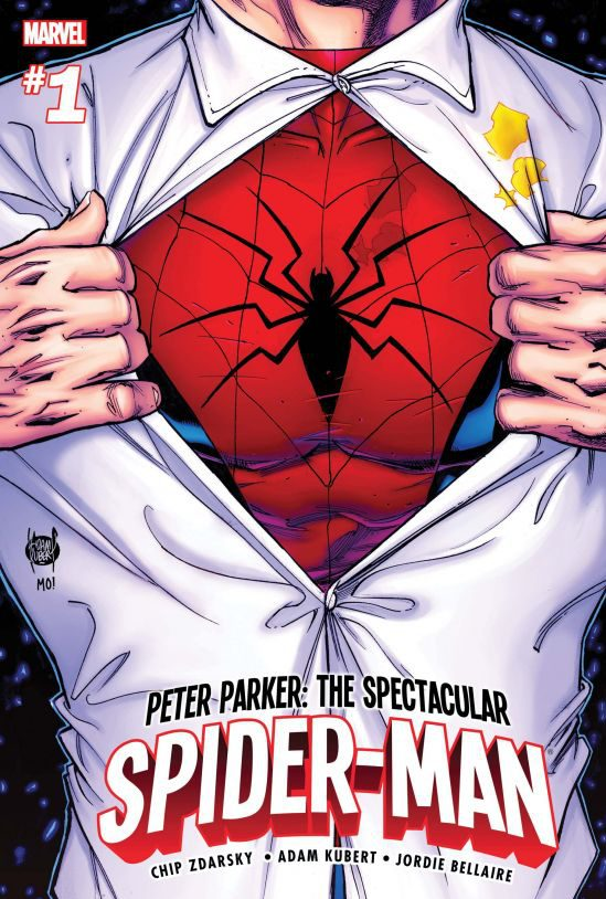 Peter Parker Makes Yet Another Homecoming With 'Spectacular Spider-Man'