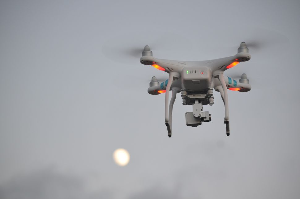 NJ Lawmakers Want to Ban Drunken Drone-Flying