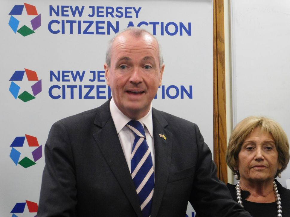 NJ Gov Race: Murphy Collects NJ Citizen Action Endorsement