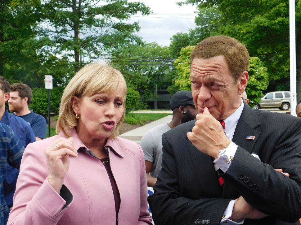 Guadagno Begins Post-Primary Tour of NJ