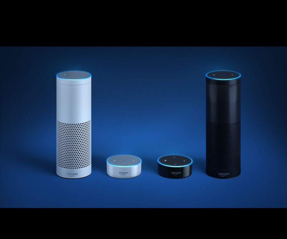 Here's How Amazon's Alexa Hooks You