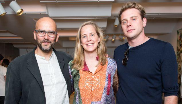 Ernst Gamperl, Sheila Loewe, Jonathan Anderson.