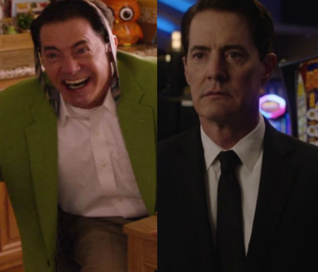 Wake Up, Dale Cooper: A Tale of Two Suits on 'Twin Peaks'