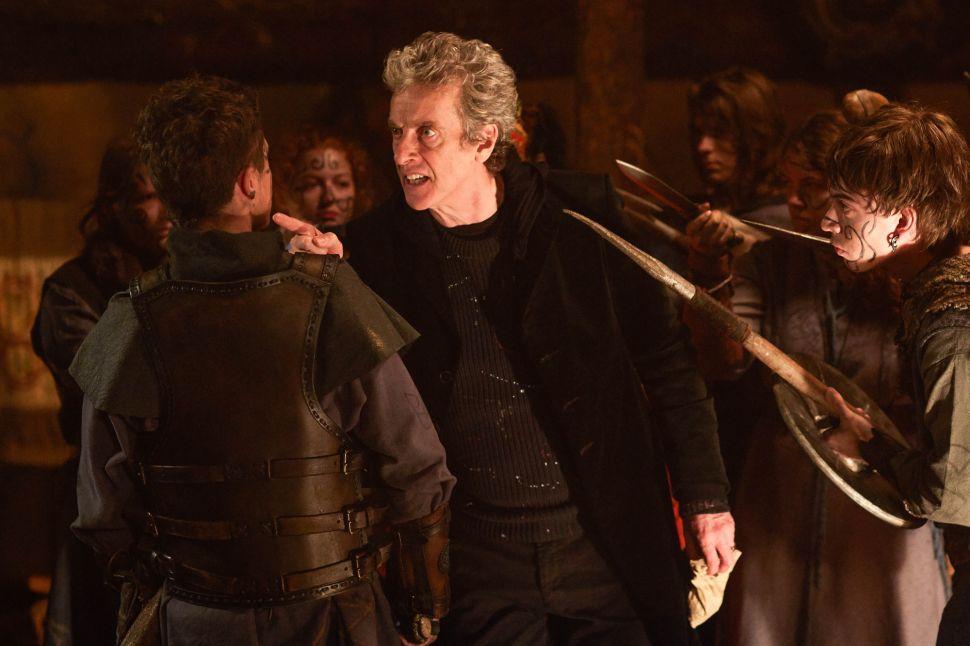 'Doctor Who' 10×10 Recap: Pict' Apart