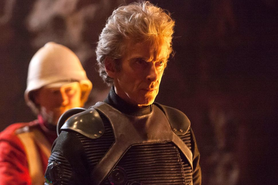 'Doctor Who' 10×9 Recap: Better Red Than Dead