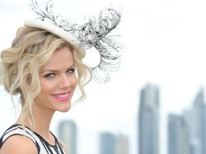 Let Brooklyn Decker's style inspire your next date outfit.