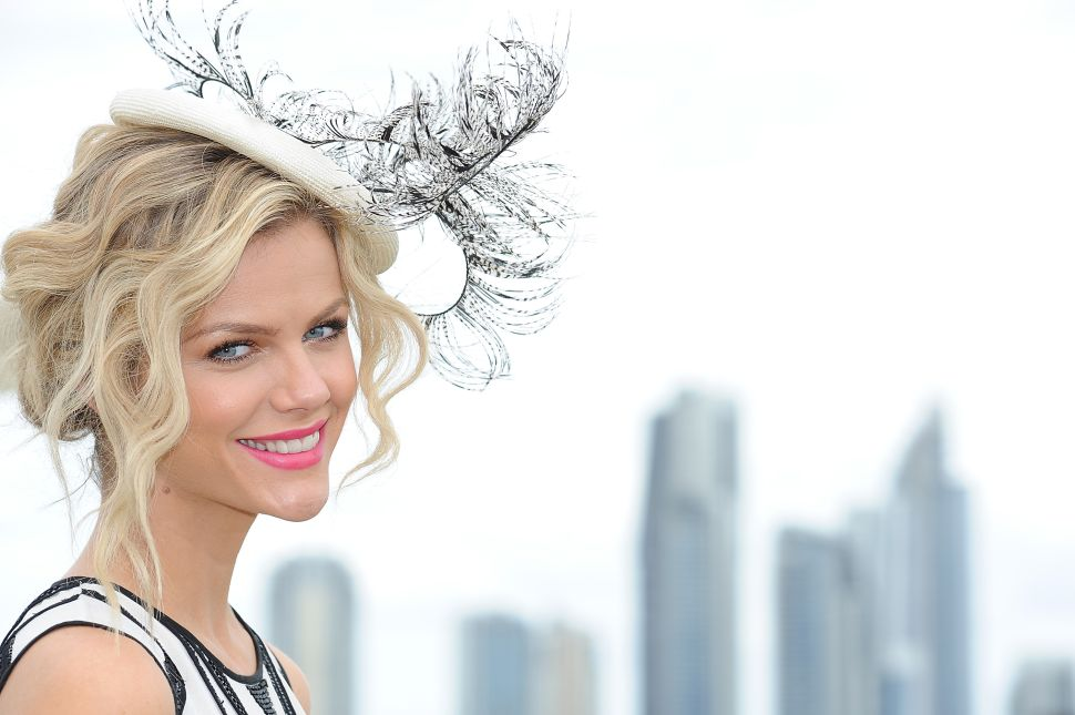 Let Brooklyn Decker Choose Your First-Date Outfit