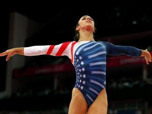 Aly Raisman has been a champion for body positivity since winning six Olympic medals.