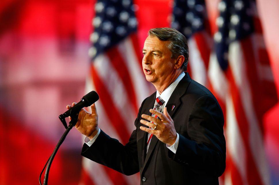 Virginia Primaries Signal Republicans Even More Divided Than Democrats