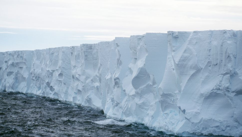 One of Largest Icebergs Ever Recorded Set to Melt Off Antarctica in a Few Days