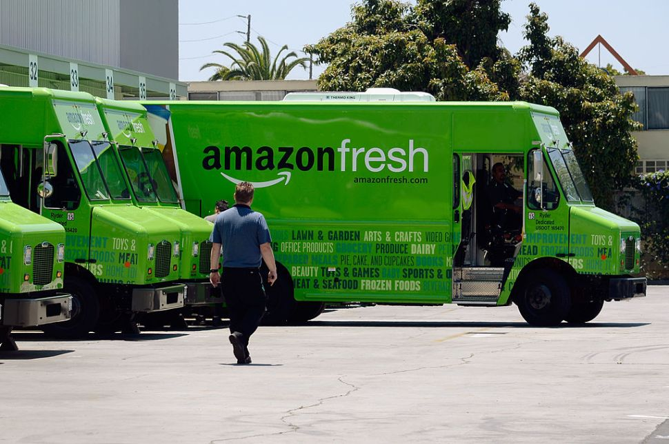 Whole Foods, HQ2 and Controversy Defined Amazon in 2017