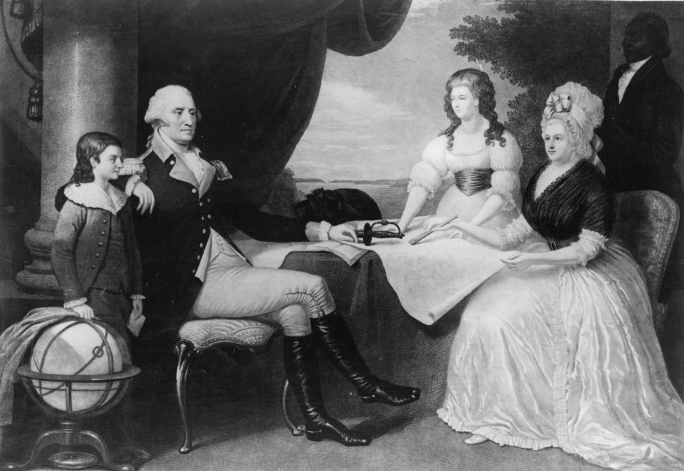Under New Study, George Washington Could Be 'Right-Wing Terrorist'