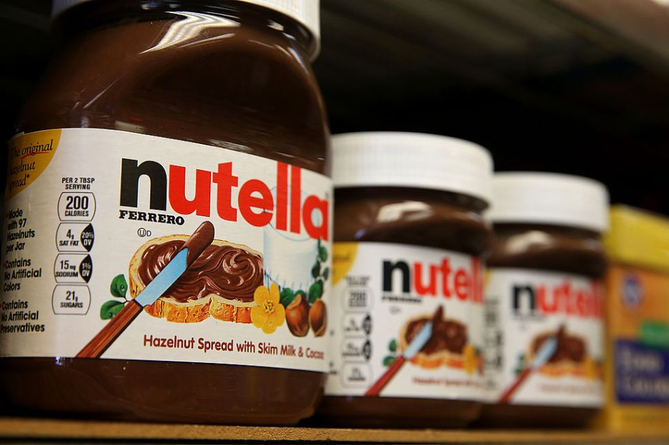 About That $5 Spoonful of Nutella in Melbourne…