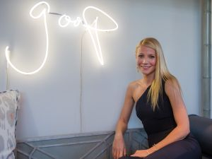 DALLAS, TX - NOVEMBER 20: Gwyneth Paltrow attends the goop pop Dallas Launch Party in Highland Park Village on November 20, 2014 in Dallas, Texas.