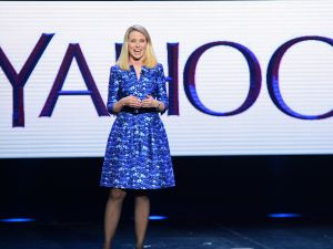 Marissa Mayer isn't interested in leading the scraps of Yahoo.