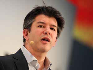 Former Uber CEO Travis Kalanick.