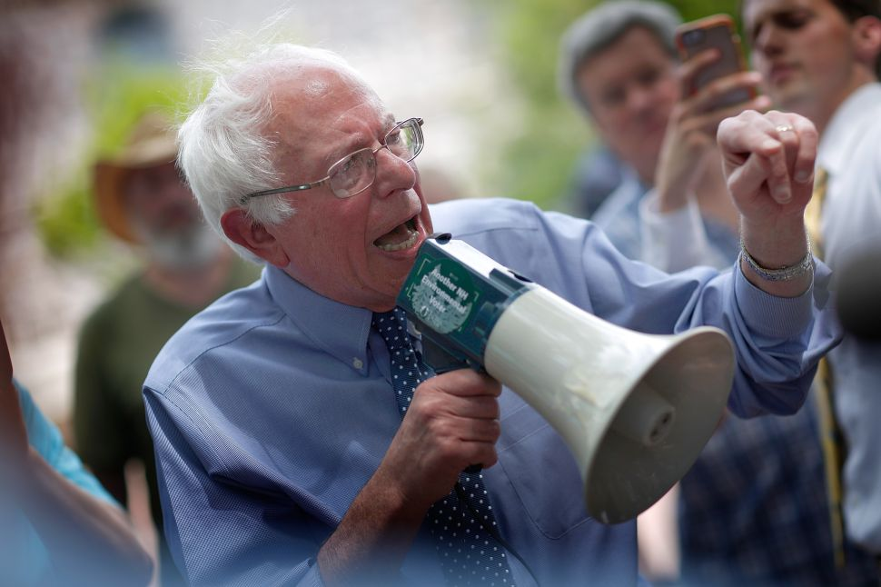 Bernie Sanders and the Democrats' Working Class Dilemma