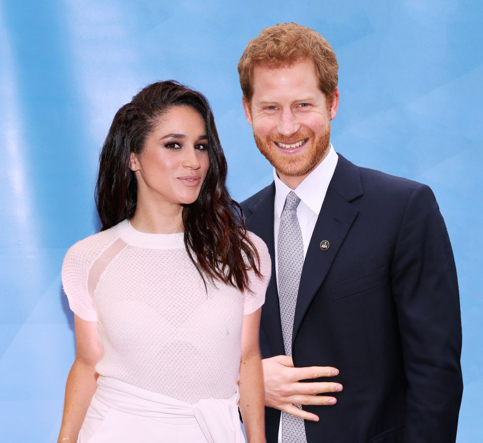Prince Harry and Meghan Markle Kept a Low Profile in Toronto