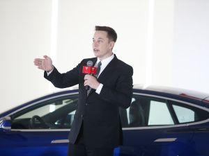 Elon Musk just dropped the mic on President Trump.
