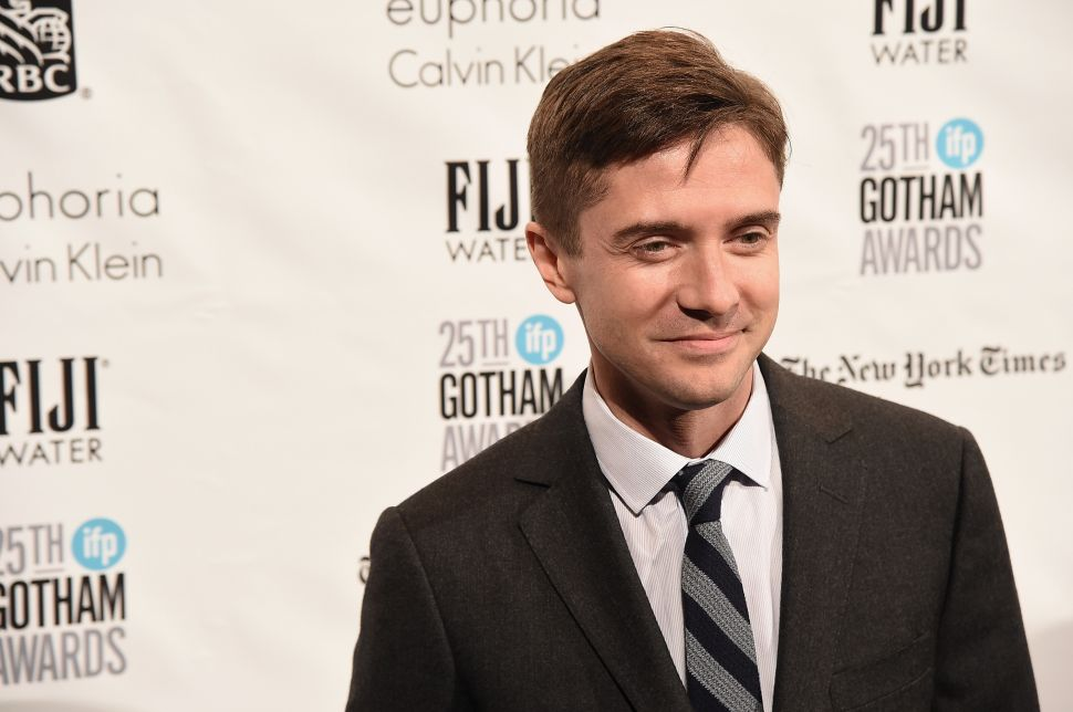 Topher Grace Is Ready to Part Ways With This West Village Loft