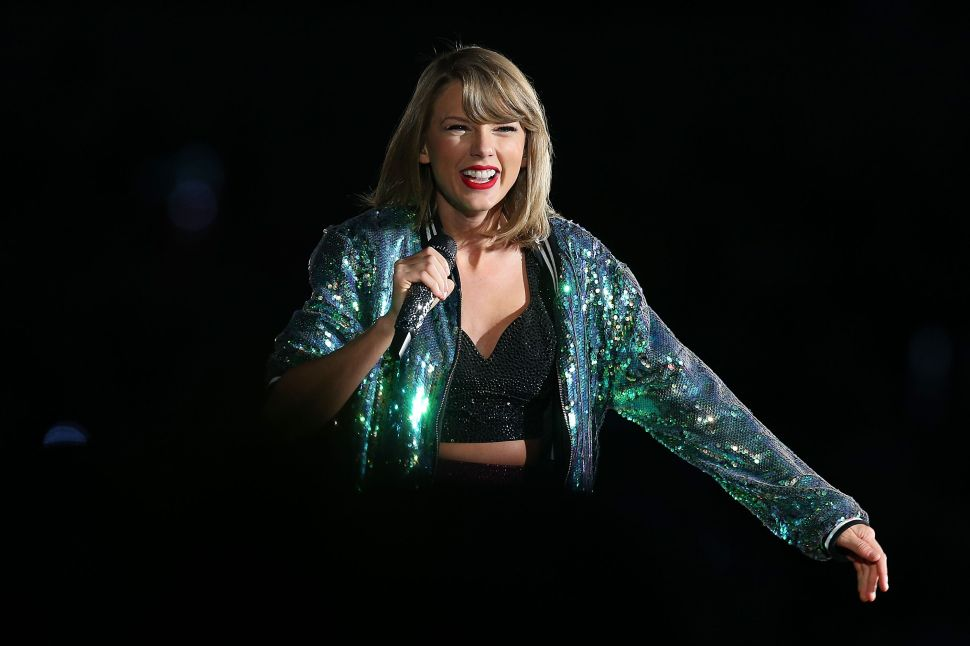Social Justice Warriors Prepare to Pounce on Taylor Swift's Upcoming Album