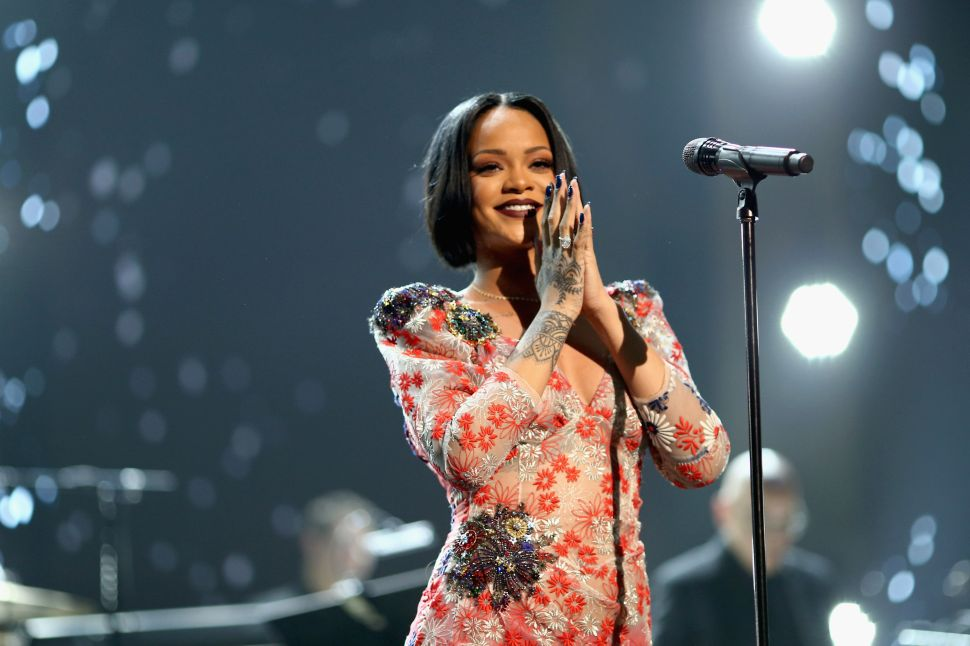 Rihanna's Been Tweeting at World Leaders to Urge Them to Commit to Education Reform
