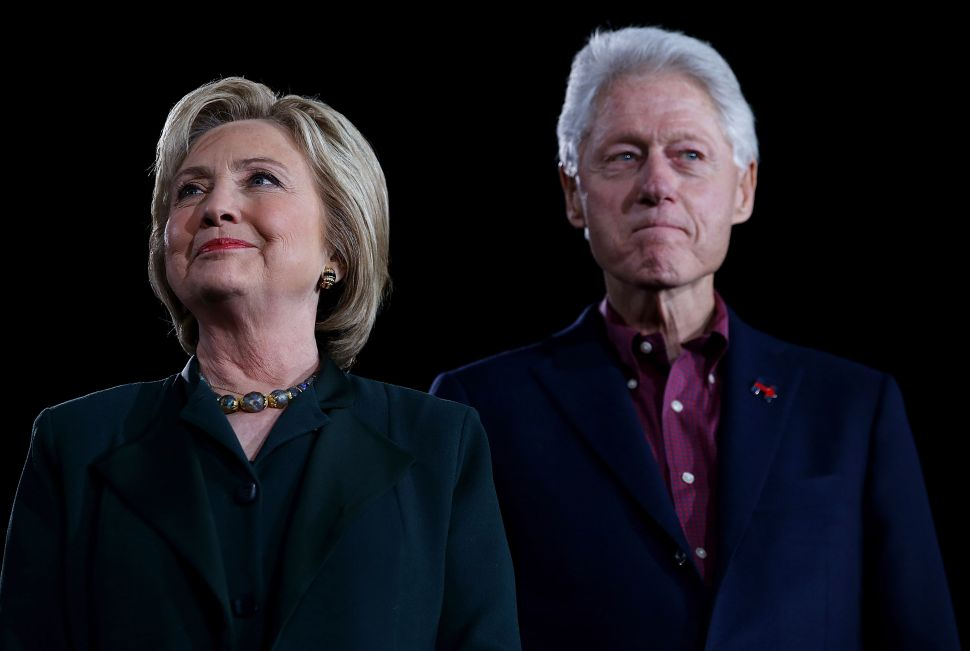 New Investigation Reaffirms: Clintons Are Poison for Democrats