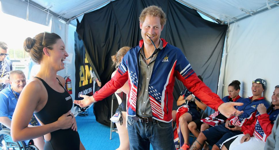 Prince Harry Revealed the Extremely Personal Reason Behind the Invictus Games