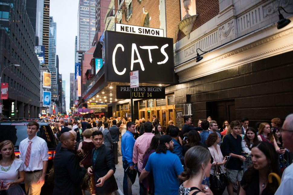 Broadway Revival of 'Cats' Will Close After Just 17 Months