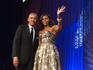 Barack and Michelle Obama aren't turning into full-time vacationers just yet.