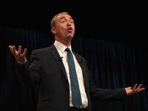 Tim Farron, former leader of the Liberal Democrats.