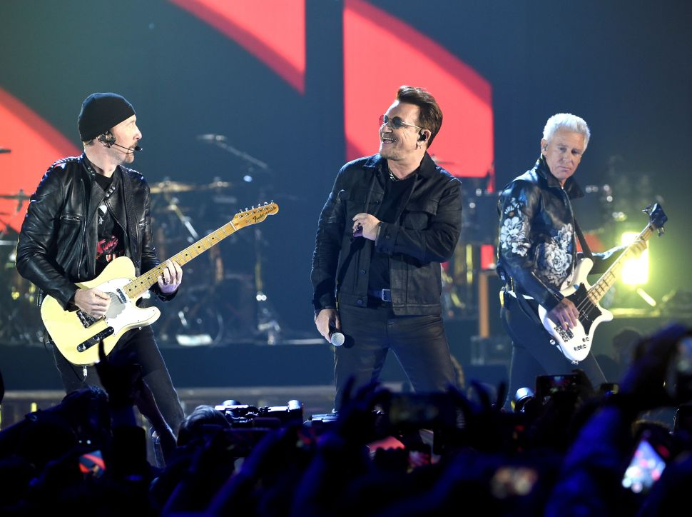 The 5 Best U2 Songs of All Time