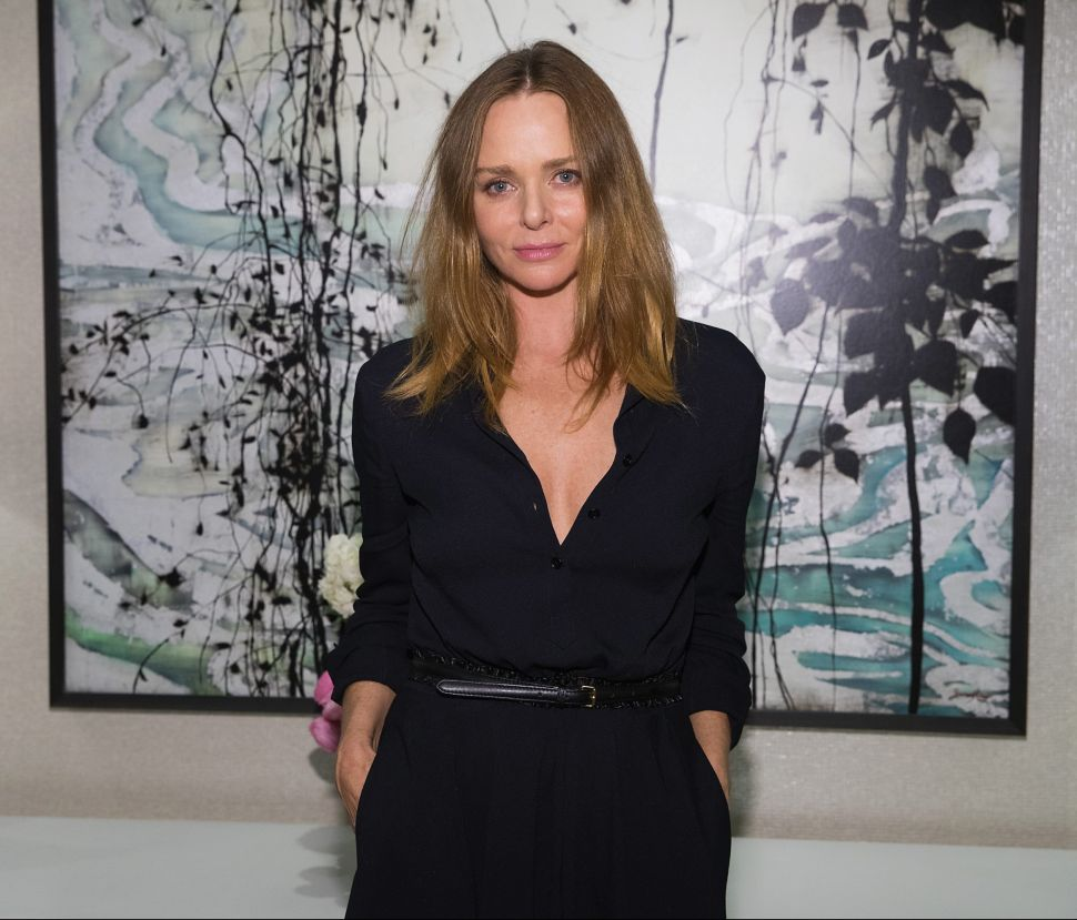 Stella McCartney's Clothing Will Be Made From Recycled Ocean Pollution