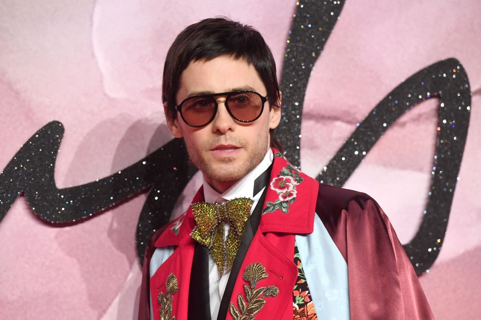 Jared Leto's Black and Blue Bachelor Pad Finally Sold
