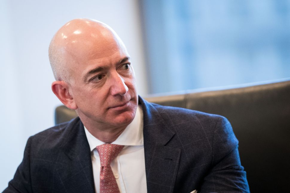 Jeff Bezos Is Very Close to Overtaking Bill Gates as the World's Richest Person