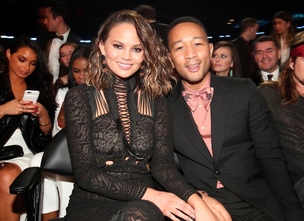 Chrissy Teigen and John Legend Left Their Mark on This Home