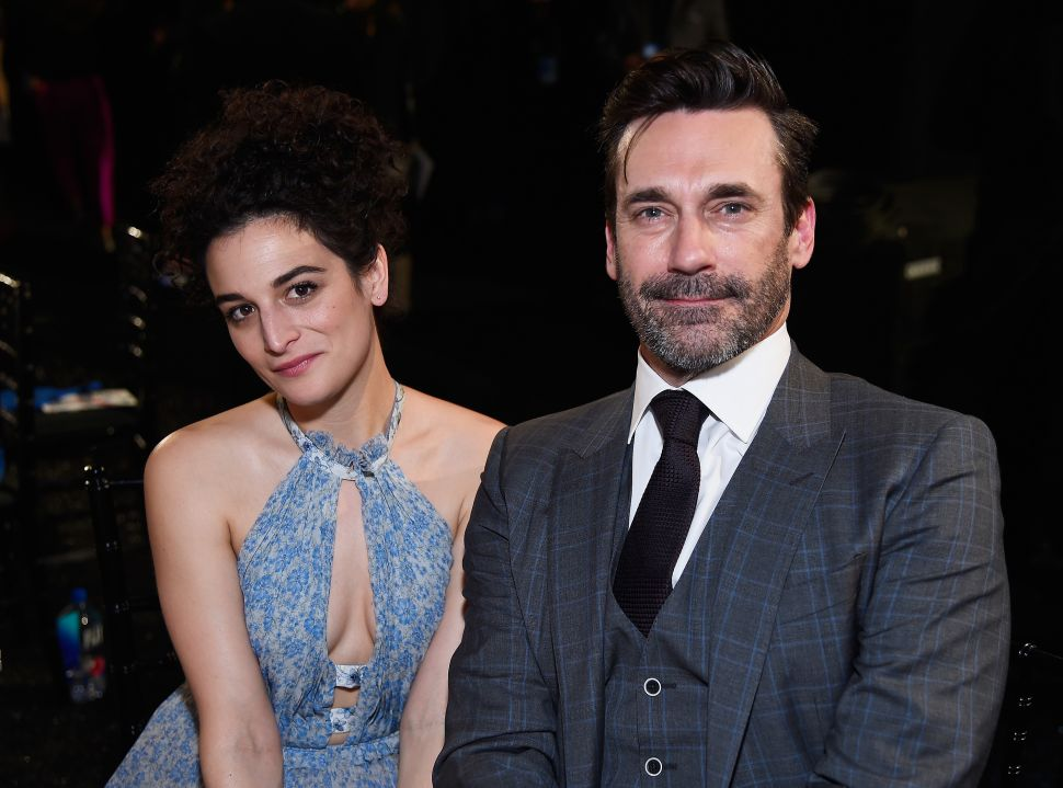 Jenny Slate Replaced the Best Chris With a Mad Man