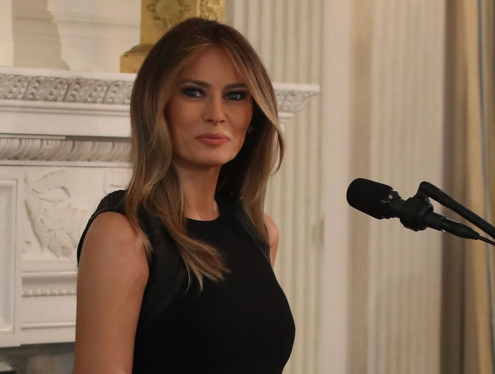 Melania Trump's Fight Over Dr. Seuss Shows Why We Need Banned Books Week