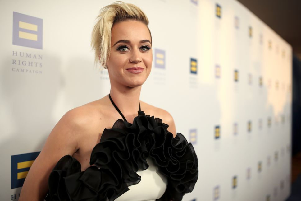 Katy Perry's Mostly Solid 'Witness' Is Not the Disaster Critics Claim