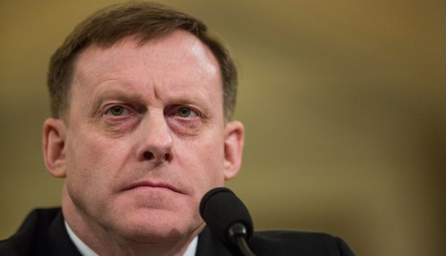 National Security Agency Director Mike Rogers.