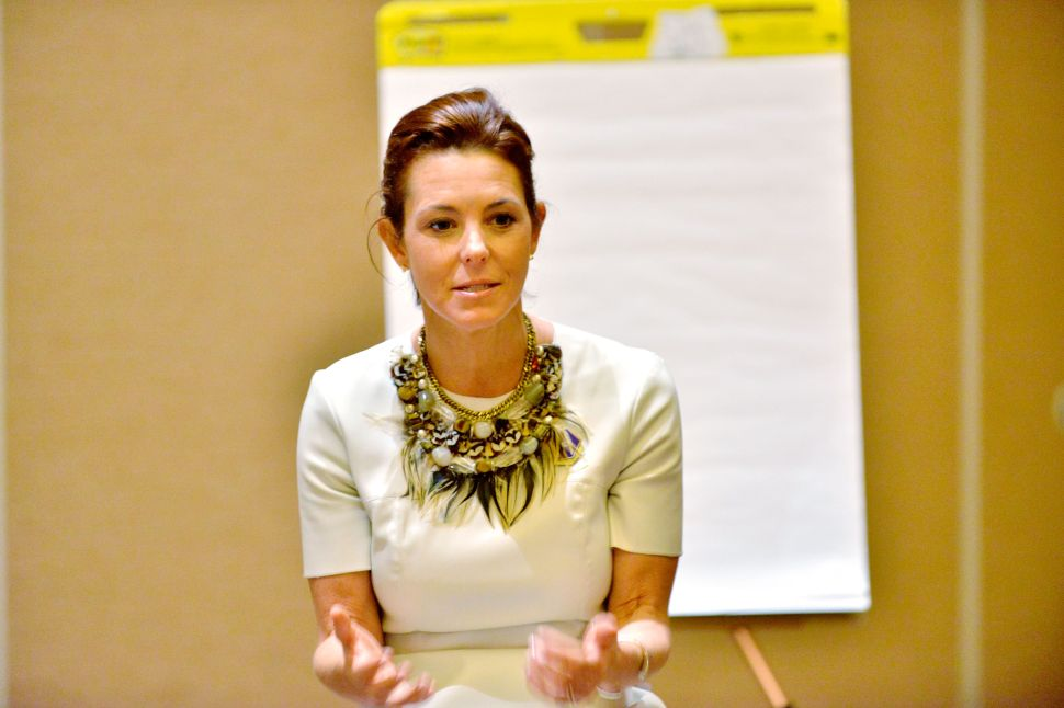 MSNBC Anchor Stephanie Ruhle Is Upgrading at Home