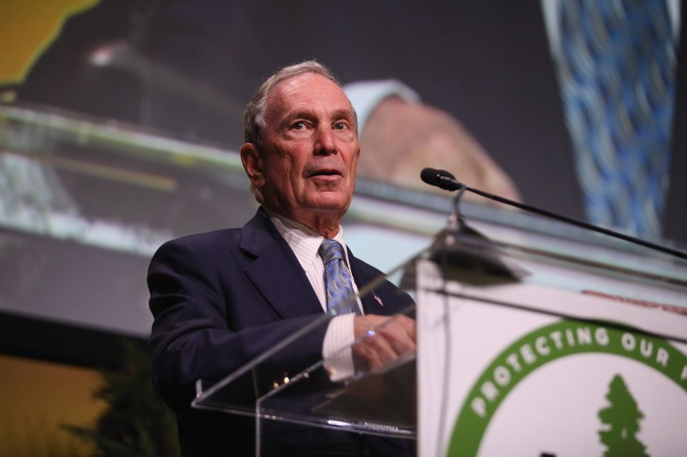 ExxonMobil, Stephen Hawking and Michael Bloomberg All Endorse This Carbon Tax Plan